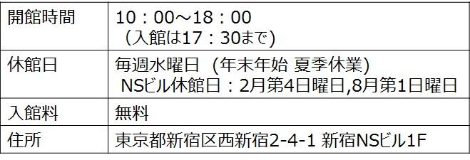 フーハ東京情報