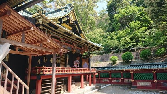 久能山東照宮社殿