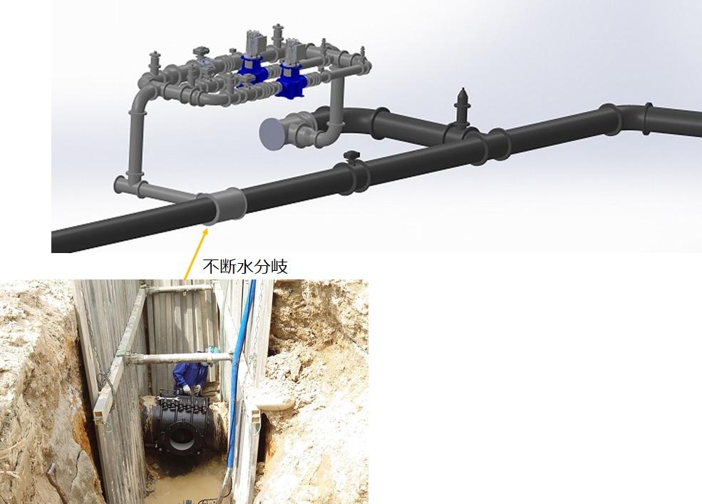 東海ポンプ場マイクロ水力発電所のイメージ2